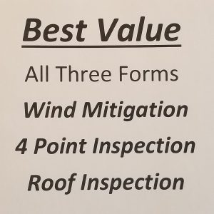 Fillable 4 Point Inspection Form Wind Mitigation Form And Roof